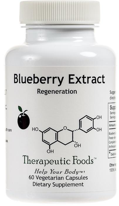 blueberry X 4